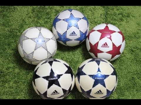 2520d9583 UEFA Champions League Match Ball FINALE - YouTube