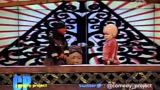 Wayang Cepot Pada hari minggu 11 November 2011 (Comedy Project Trans TV)