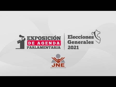 Debate de Candidatos al Congreso por la Región Ayacucho