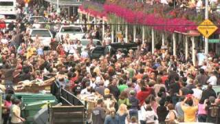 OFFICIAL Michael Jackson Tribute Seattle Flash Mob
