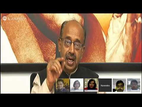"""Will the Modi Wave Sweep Delhi? Answers Mr. Vijay Goel"