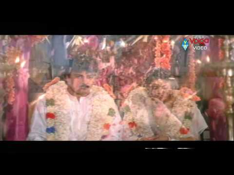 Gharana Mogudu Full Movie Part 07/13 - Chiranjeevi, Nagma, Vani Viswanath