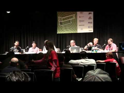 SXSW 2012 Panel: What Happened to the Big Idea in Music Technology?