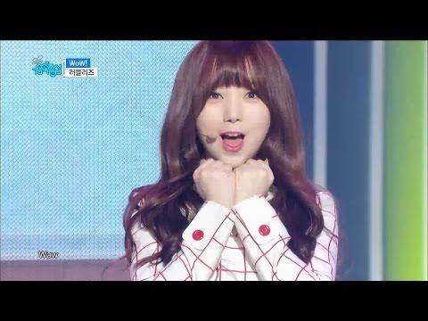 【TVPP】 Lovelyz - WOW, 러블리즈 – 와우 @Show Music Core Live