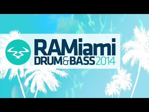RAMiami Drum & Bass 2014 (Mini Mix)