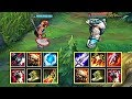 Volibear Vs Darius Full Build Fights Andamp Best Moments