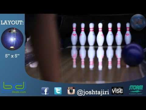 Storm Pitch Blue By Joshua Tajiri  BowlersDeals Com