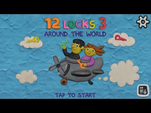 12 Locks 3: Around the World
