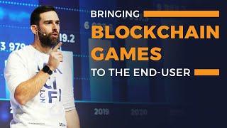 Bringing Blockchain games to the end-user   Przemyslaw Karda