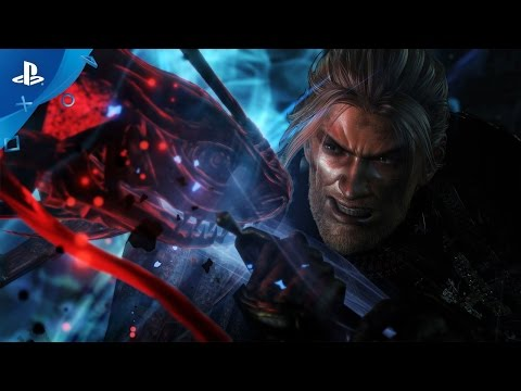 Nioh - PlayStation Experience 2016 Trailer   PS4