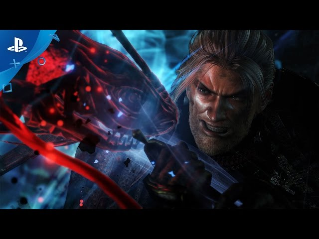 Nioh - PlayStation Experience 2016 Trailer | PS4