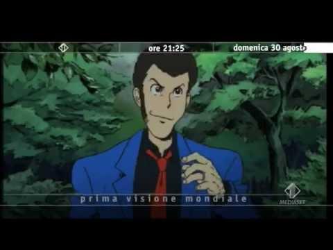 Lupin The 3rd 2015 italian promo world premiere 2 (the Italian Adventure)