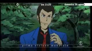 Lupin The 3rd 2015 italian promo world premiere 2 (the Italian Adventure)