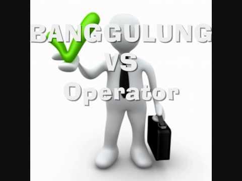 banggulung vs operator telkomsel