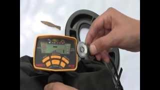 Металлоискатель Garrett ACE 250 настройка на поиск кольца(, 2012-06-16T08:08:14.000Z)