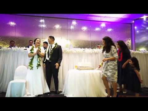 Wedding Of Tori And Talmage 24th Of July 2015