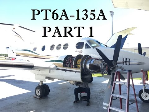 Part 1 - Series of incidents at First Start of Pratt & Whitney PT6A-135A
