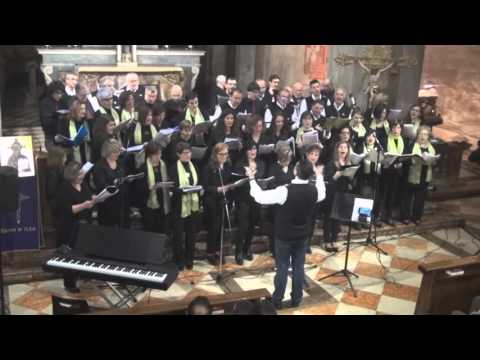 Canta di gioia (Sing and rejoice) - Cori di Mercurago San Giorgio e Tre Ponti