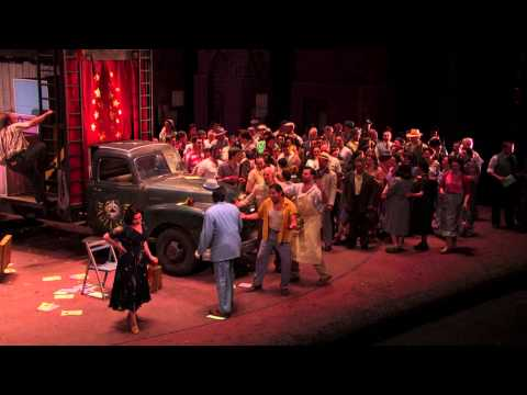The Met: Live in HD 2014-2015 Cavalleria Rusticana/Pagliacci Trailer