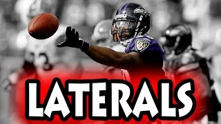 Greatest Football Laterals Ever (NFL, NCAA, CFL)