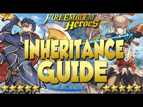 Fire Emblem Heroes - Inheritance Guide + Team-Building Tips!