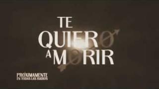 Te Quiero A Morir (Banda El Recodo) video oficial estreno!! octubre 2011