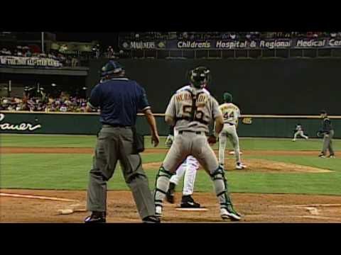 Jay Buhner Highlights