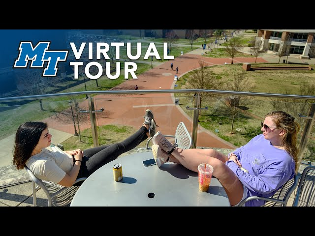 Student Union Building | MTSU Virtual Campus Tour