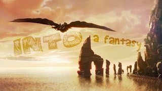 HTTYD | Into a fantasy