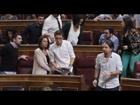 Crisis en Podemos: Errejón se rebela y desarma a Pablo Iglesias