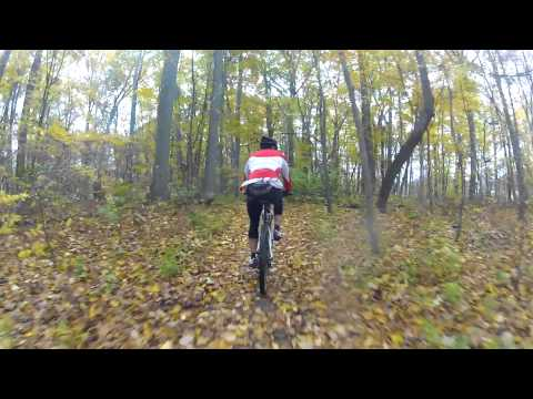 Eastern Michigan Mountain Bike Trails: Potawatomi