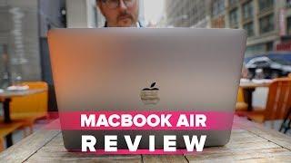 New MacBook Air 2018 review