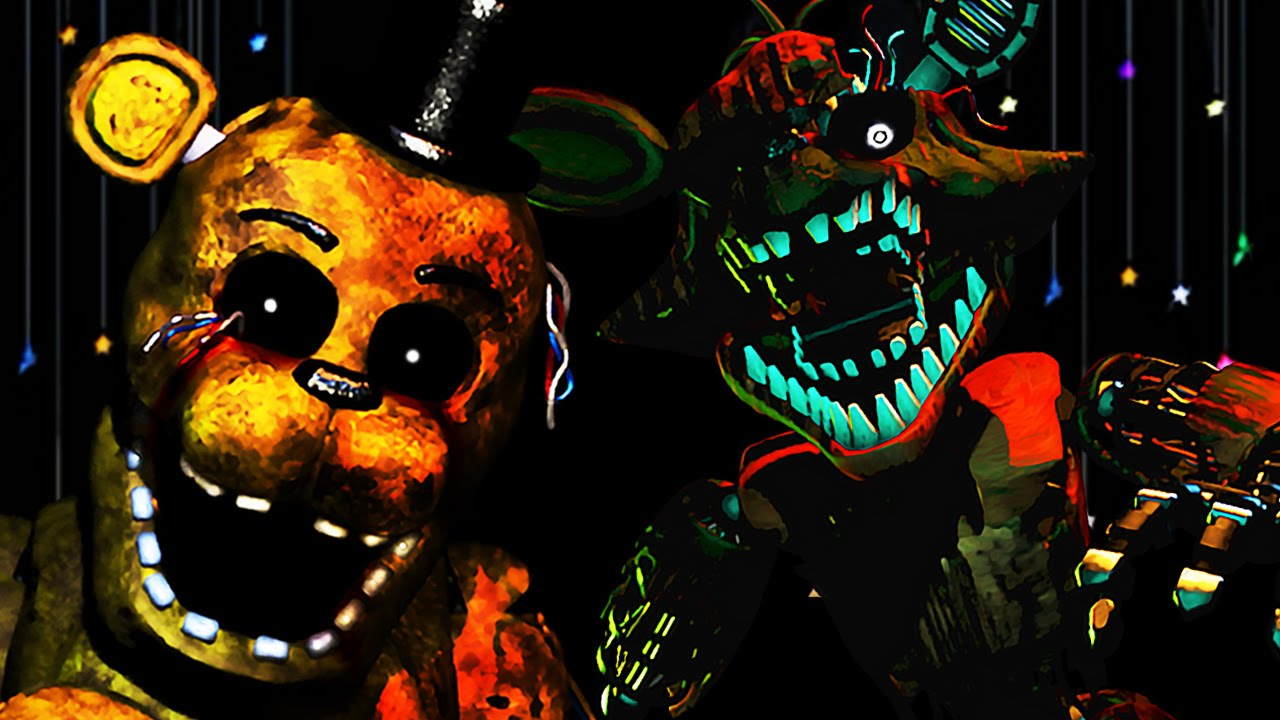 Nightmare mode complete five nights at freddy s 3 part 5 youtube