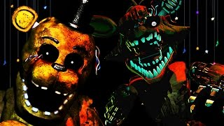 NIGHTMARE MODE COMPLETE | Five Nights at Freddy