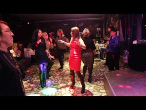 Видео: Галина Пахомова, Герман Гусев, Танцуют все