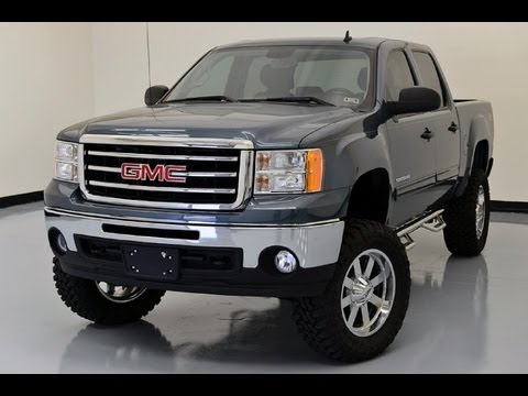 gmc trucks 2013. 2013 gmc sierra 1500 sle with custom lift lewisvilleautoplexcom used cars dallas gmc trucks 0