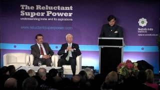 Australia India Institute Conference - Session 11 Indian Soft Power in a Globalising World