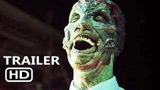 BLOOD, SWEAT AND TERRORS Official Trailer (2018) Horror, Action Movie