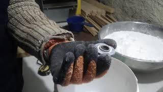 як зробити цукрову пудру за допомогою блендера