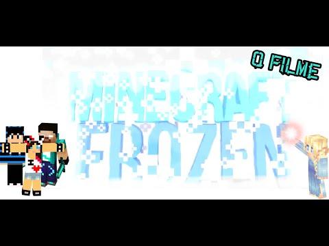 Minecraft Frozen - Filme 1