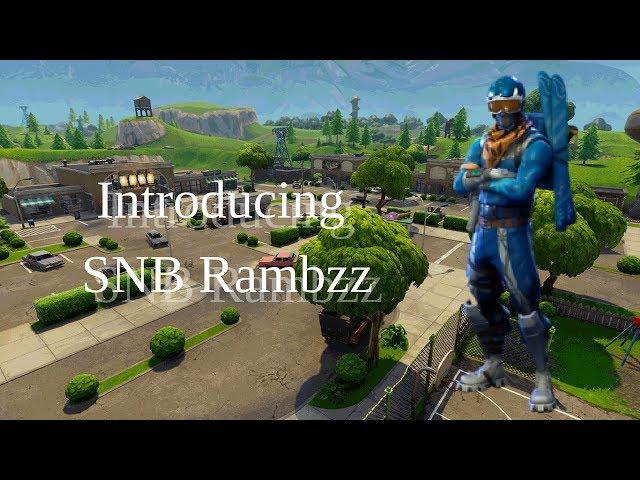 Introducing SNB RAMBZZ