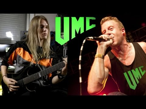 Macklemore & Ryan Lewis - Can't Hold Us [Official Metal Cover by UMC]
