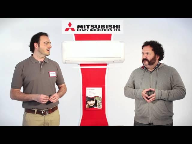 Aire Acondicionado Mitsubishi Heavy Ind.: Eficiencia y ahorro