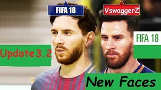 FIFA 18 Crack (Update 3.2) [New] by SteamPunks -New Faces,Squads,Kits Working With Proof 100%.