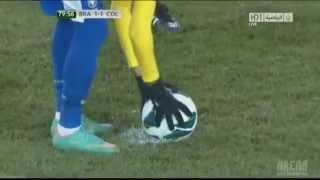 worst soccer penalty kick ever