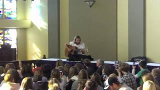 "Switchfoot - (Jon Foreman & A Phone Call)  Acoustic ""Dark Horses"""