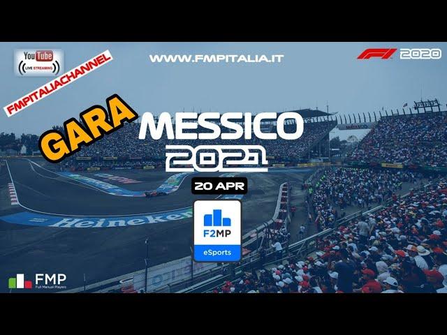 F2MP | #20 MESSICO | FMP ITALIA (Gara)