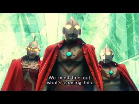 Ultraman located in Nebula M78 English Subs