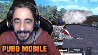RAKİBİ KÖŞEYE SIKIŞTIRIP BOMBALAMAK - PUBG Mobile