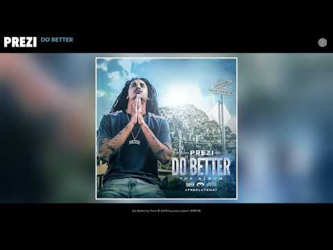 Prezi - Do Better (Audio)